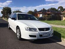 2006 Holden Commodore Wagon RWC 150000km Thornbury Darebin Area Preview