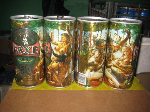 "Beer can  ""FAXE"""
