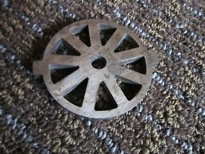 COARSE GRINDING DISC Oster Kitchen Center Food Meat Grinder Attachment Part