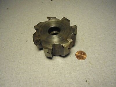 3 Ingersoll Milling Head Cutter Face Mill