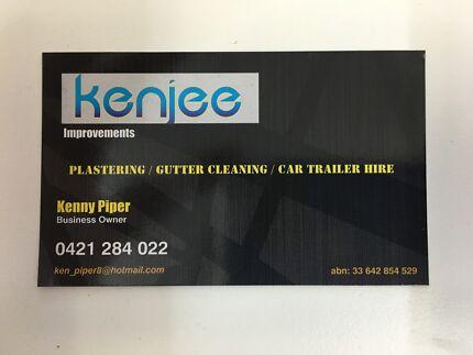 KENJEE Plastering