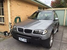 2004 BMW X3 Sport E83 2.5i Ormond Glen Eira Area Preview