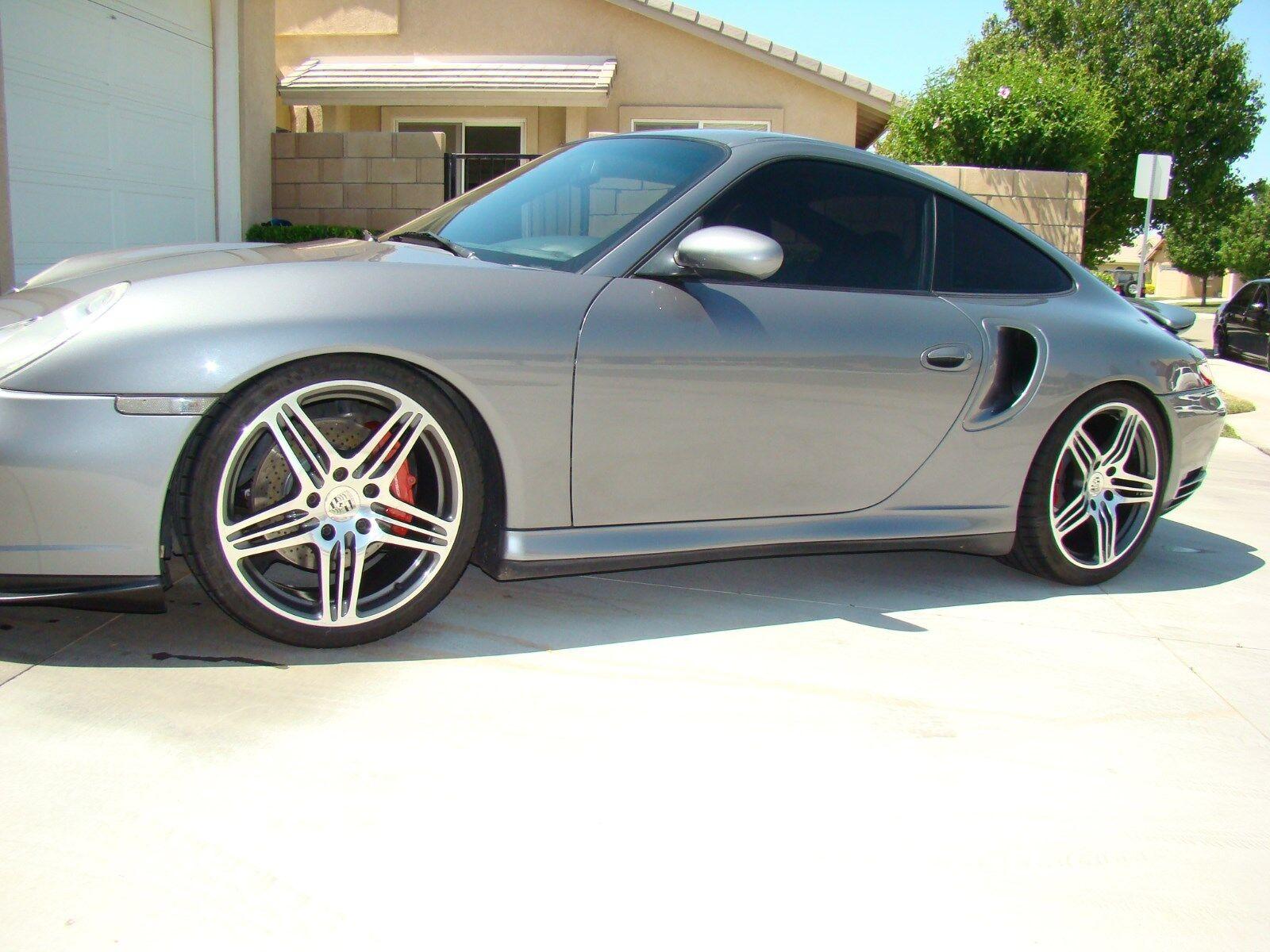 Image 21 of 2001 Porsche 911 Silver…