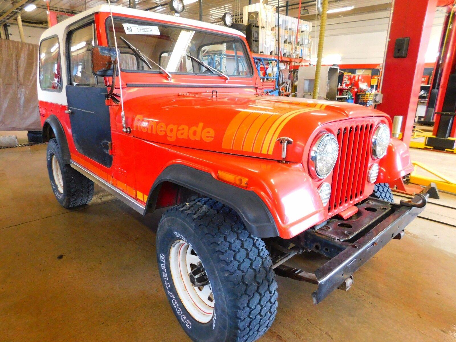 1979 Jeep CJ  1979 Jeep CJ7 T1269329