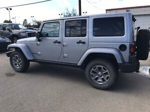 2014 Jeep Wrangler Rubicon unlimited