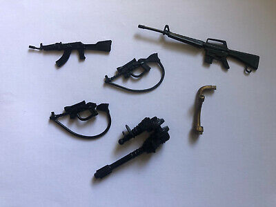 G I Joe Cobra Star Wars Vintage weapons Parts Accessories Job Lot Bundle Hookah