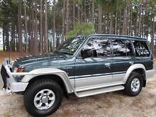 OUTSTANDING CONDITION PAJERO 95 GLS AUTO 3LT V6 ELDERLY OWNER Mermaid Waters Gold Coast City Preview