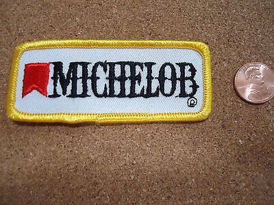 Vintage Michelob Patch New Old Stock
