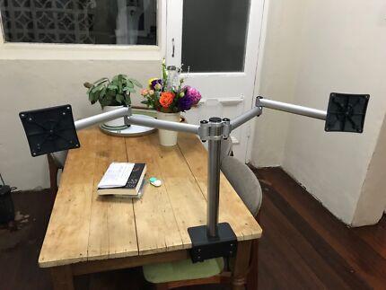Dual Monitor Stand VESA