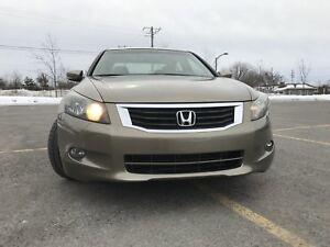 Honda Accord V6 EX-L Navi VENDU :-)