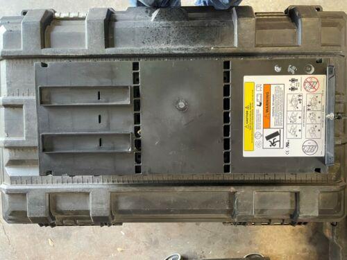Nbattmod with New Batteries