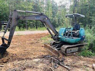 11500. 2007 Ihi 25g Mini Excavator. 8000lb. Potentially Free Shipping Video