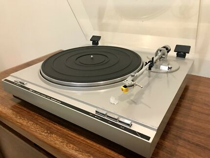 Nec SemiNEC Turntable C/W New Cartridge Stylus and Belt