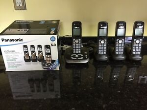 Panasonic 4 phone system