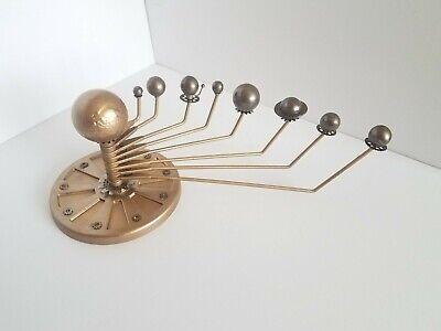 Steampunk Solar System Orrery