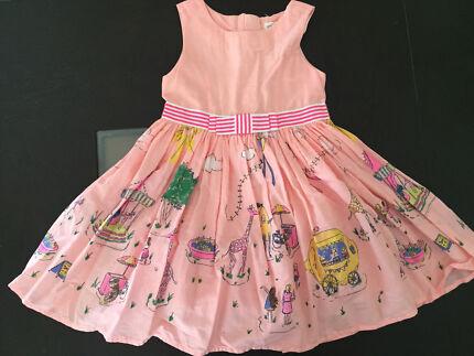 Pumpkin Patch toddler dress - Size 2