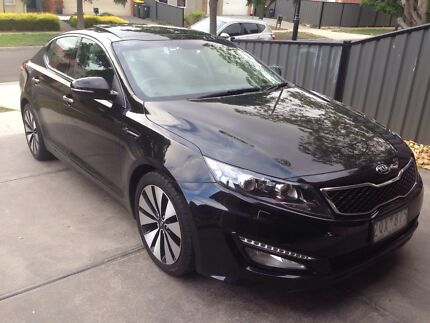 2012 Kia Optima Platinum MY13 Derrimut Brimbank Area Preview
