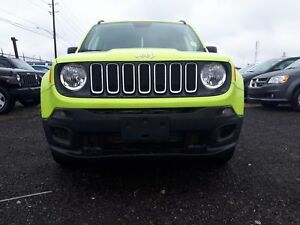 2018 Jeep Renegade Sport 4x4 9 speed auto remote start