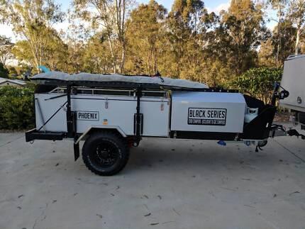 Black Series - Phoenix off road camper for sale 2016