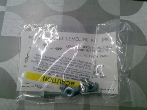 Siemens IMK1 Mounting and Leveling Kit **Free Shipping**