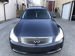 2009 Infinite G37X AWD - Mint Condition