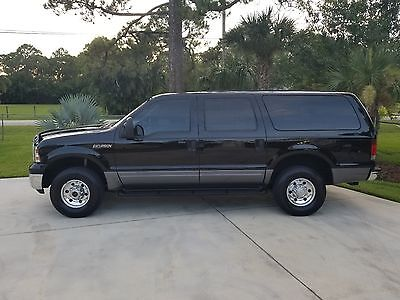 2005 Ford Excursion XLT 2005 Ford Excursion 4x4