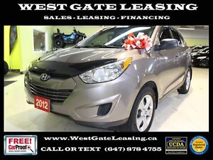 2012 Hyundai Tucson GLS AWD | HEATED SEATS |