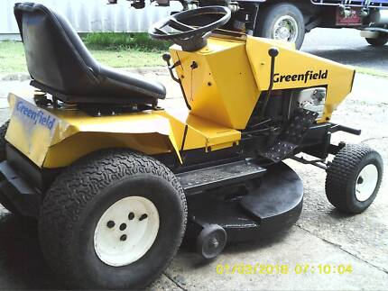 """ride on mower greenfield 32"""" Cairns Cairns City Preview"""
