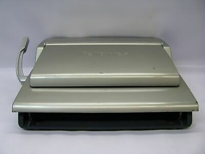 Fellowes 52178 E 500 Galaxy E Comb Wire Binding Machine *See Notes* for sale  Shipping to India