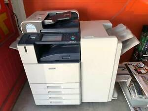 Fuji Xerox Photocopier   Booklet Maker Finisher South Brisbane Brisbane South West Preview
