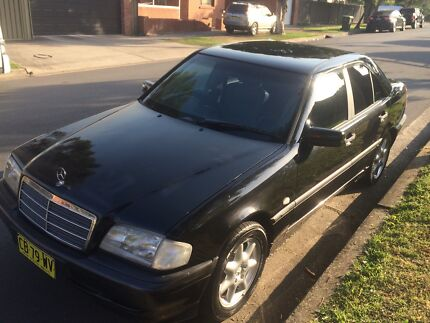 Mercedes C200 1997 Belmore Canterbury Area Preview