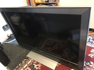 52 inch flat screen TV SONY 3HDMI port!!