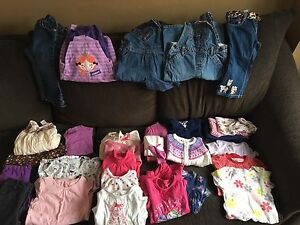 Size 18-24 mos girls clothes