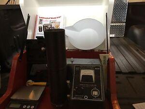 Model 919 moisture tester