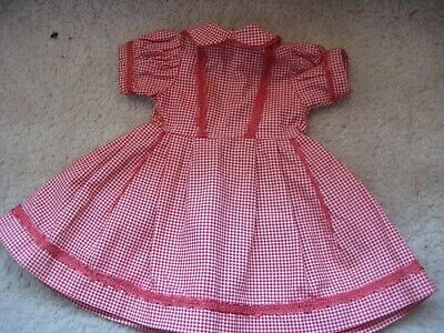 Lovely Vintage Dolls dress