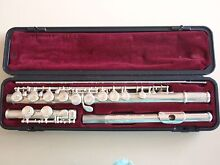 Yamaha Flute (F100ASII), Books & Stand Gwelup Stirling Area Preview