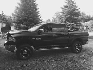 Selling my 2013 Dodge Ram 1500 big horn