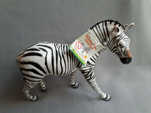 Safari Ltd. *Vanishing Wild* Collection, Mountain Zebra, 908003