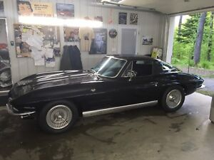 1964 Chevrolet  corvette  4 vitesses