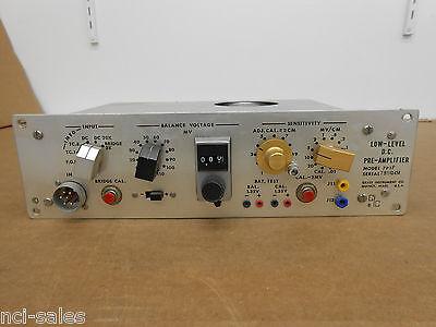 Grass Instruments Low-level D.c. Pre-amplifier Model 7p1f
