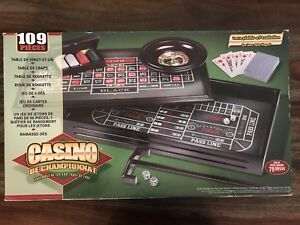 Casino games / 7 Gaming Classics /  Board games
