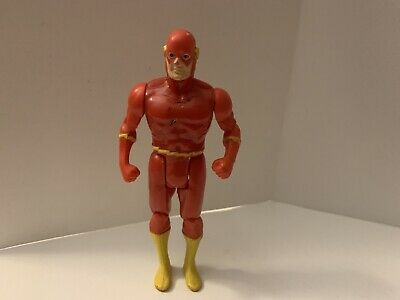 "Vintage 1984 DC Super Powers THE FLASH 4.5"" Toy Action Figure"