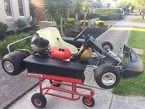 go kart 125cc Epping Whittlesea Area Preview