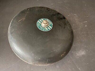 Vintage Rare Faraday 2005 11 Volt Fire Alarm Bell
