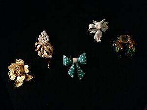 Broches vintages