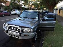 2003 Nissan Patrol Wagon - GU III Crows Nest North Sydney Area Preview
