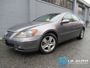 2005 Acura RL SH-AWD! Only 87000kms! MINT!