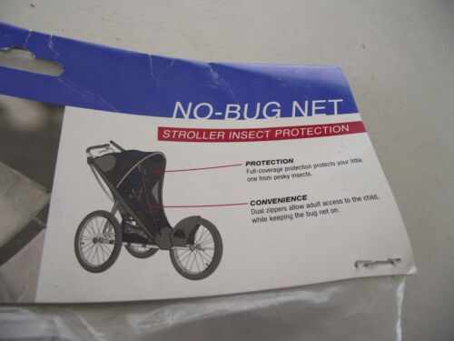 NEW Kelty  Deuce Coupe Stroller  NO BUG mesh NET INSECT  PROTECTION