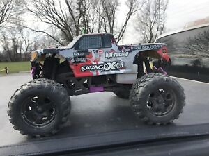 Savages 4.6 nitro beast for sale or trade