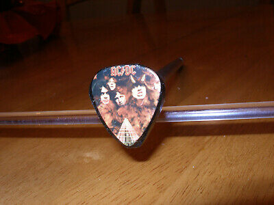 AC/DC Guitar Pick Shooter Rod - Stern Pinball Mod - New